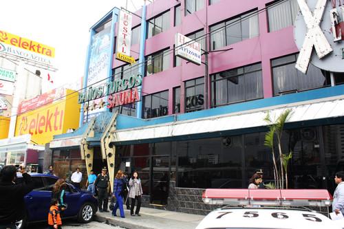 Baño Turco San Miguel:Municipalidad de San Miguel multa a dos hostales por incumplir medidas