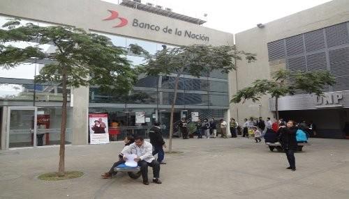 Banco de la Nación abre agencia en CC. Plaza Norte