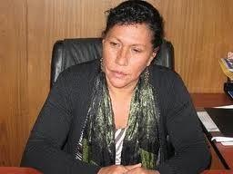 Fiscalía también acusa de a exparlamentaria Elsa Malpartida por terrorismo