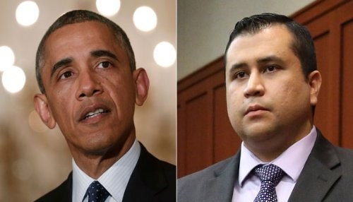 Obama vs Zimmerman