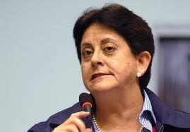 Congresista Lourdes Alcorta renunció al grupo parlamentario Alianza por el Gran Cambio