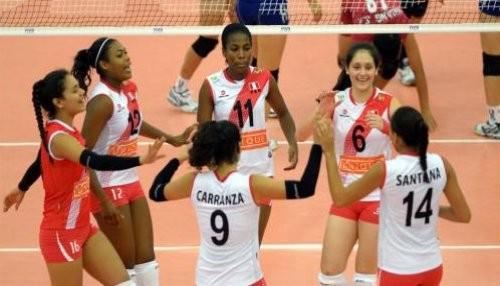 Mundial de Vóley Tailandia 2013: Perú vs. Serbia [EN VIVO]