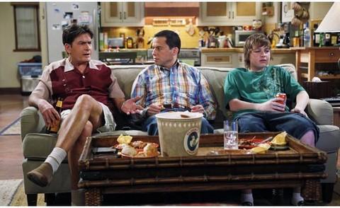 ¿Charlie Sheen de regreso en 'Two and a half men'?