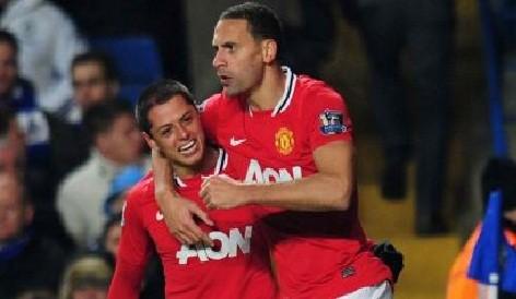 Manchester United goleó por 5-0 a Wolverhampton por la Premier League