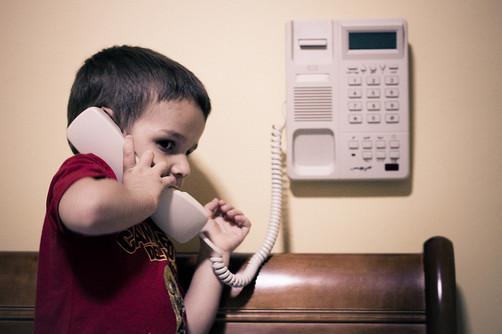 Niño alemán llamó a la policía porque no quería limpiar su casa