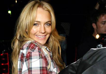 Lindsay Lohan hiere a una mujer durante fiesta en Nueva York