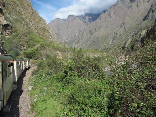 Novia de Mick Jagger publicó más fotos de su paso por el Perú