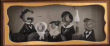 Padre de la fotografía es recordado en 'doodle' de Google