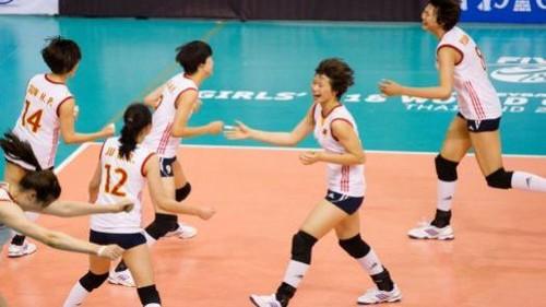 China derrotó a los Estados Unidos y se coronó campeón del Mundial de Voley de Menores