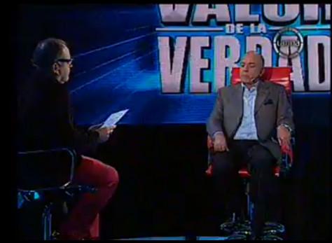 Rómulo León Alegría arremetió contra el ex presidente Alan García Pérez en El Valor de la Verdad