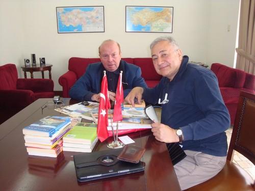 Científico y trotamundos turco, Organ Kural, recomienda visitar el Perú