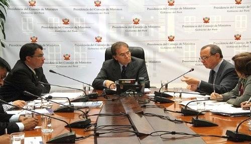 Minsa presentó propuesta final a Federación Médica Peruana