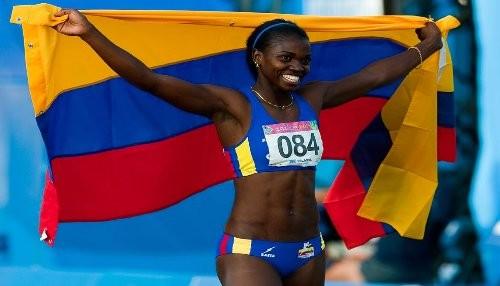 Mundial de Atletismo 2013: Catherine Ibargüen de Colombia gana medalla de oro en triple salto
