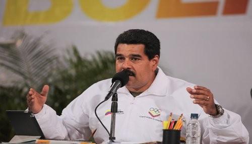 Presidente venezolano repudia acciones intervencionistas en territorio Sirio