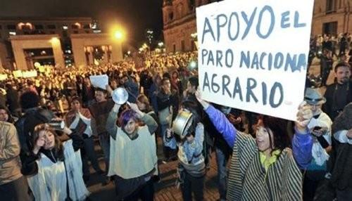 Colombia: Tropel y resistencias en marcha