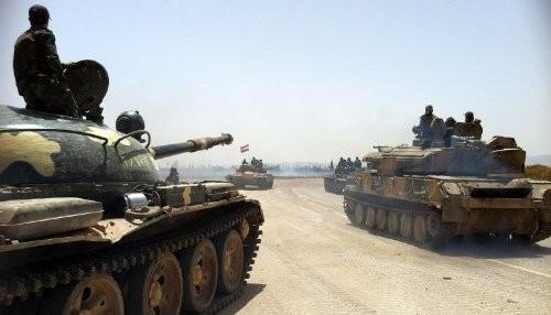 Siria está a la espera de un ataque por parte de occidente