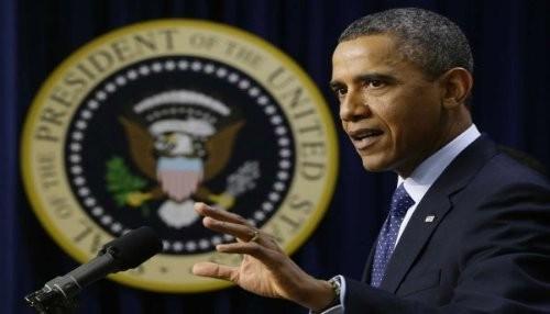 Obama hablará sobre el conflicto en Siria desde la Casa Blanca