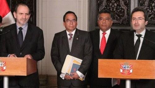 Juan Jiménez agradeció propuestas del Partido Humanista Peruano