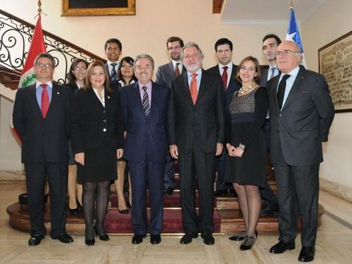Los 58 años de la Academia Diplomática del Perú