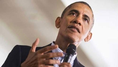 No, mister Obama