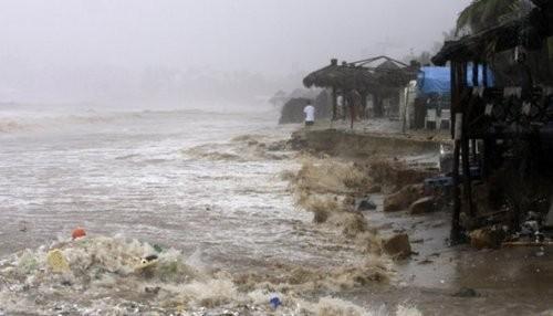 México: Más de 20 personas muertas tras el paso del huracán Ingrid y la tormenta tropical Manuel