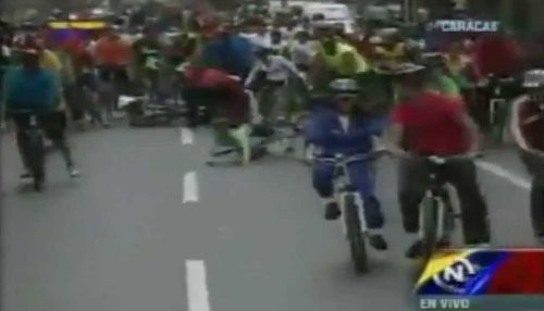 La caída de Maduro