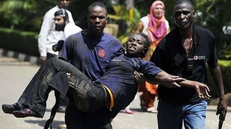 [Kenia] Sangriento atentado en lujoso centro comercial de Nairobi