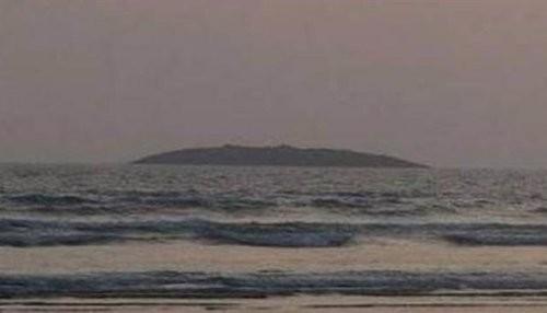 Pakistán: Tras terremoto una isla apareció en la costa [VIDEO]