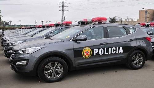 Nuevos 300 patrulleros inteligentes resguardaran el sur, norte y este de Lima además del Callao