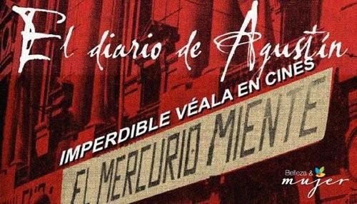 """La televisión chilena censura el documental """"El diario de Agustín"""""""