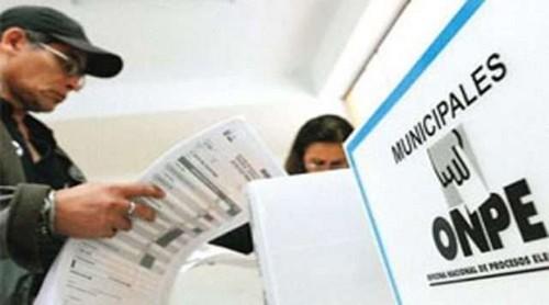 PPC presentó lista de candidatos a regidores para las complementarias del 24 de noviembre
