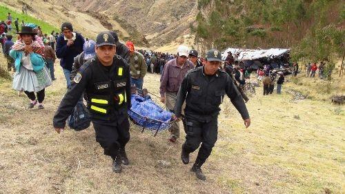 Accidente del Cusco: cuerpos de 51 fallecidos fueron identificados