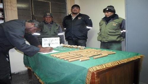 SERNANP y efectivos de la PNP dan duro golpe a la pesca con dinamita en la Reserva Nacional de Paracas