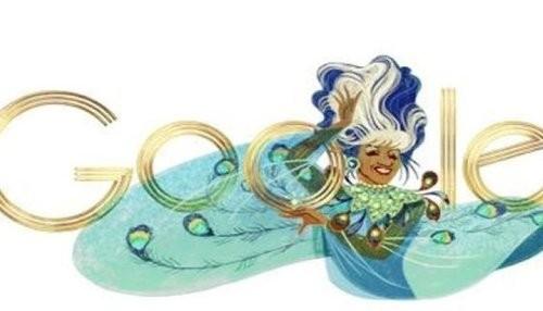 Google rinde homenaje a Celia Cruz con un nuevo doodle