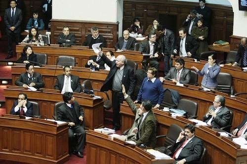 Se instaló comisión multipartidaria que escogerá candidatos al Tribunal Constitucional, Defensoría del Pueblo y a directores del Banco Central de Reserva