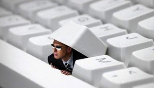 Del espionaje e Internet