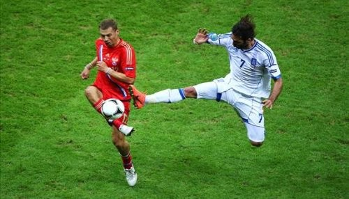 Repechaje Brasil 2014: Grecia vs. Rumania [EN VIVO]