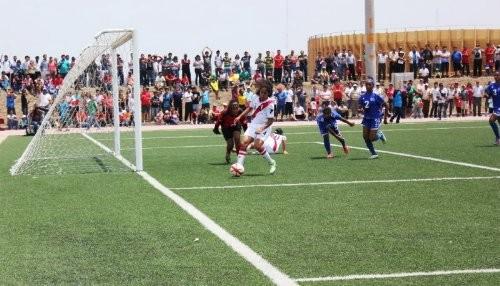 Perú venció Rep. Dominicana en fútbol femenino en los Juegos Bolivarianos 2013