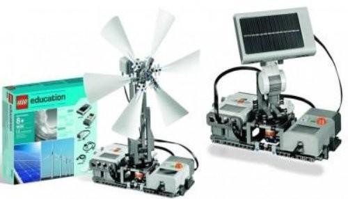 Escolares se siete regiones aprenderán energías renovables con juego de robótica de Lego