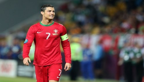 Dibujos animados de Cristiano Ronaldo se vuelven virales