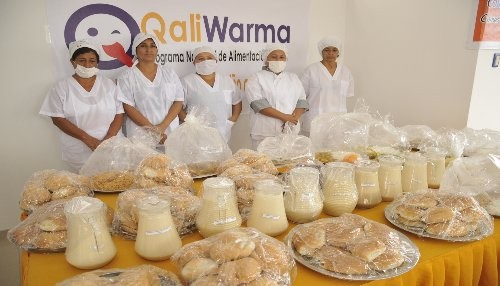 MIDIS descarta que deceso de niña se deba a ingesta de alimentos de Qali Warma