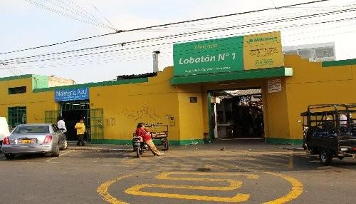 Emblemático Mercado Lobatón de Lince será modernizado de la mano de Apega