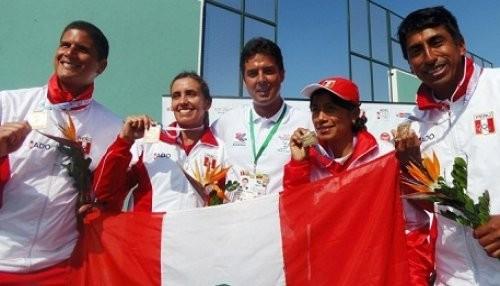 Juegos Bolivarianos 2013: Perú se llevó dos oro en Paleta frontón femenino y masculino