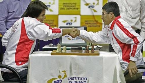 Juegos Bolivarianos 2013: Equipo absoluto de ajedrez gana medalla de oro