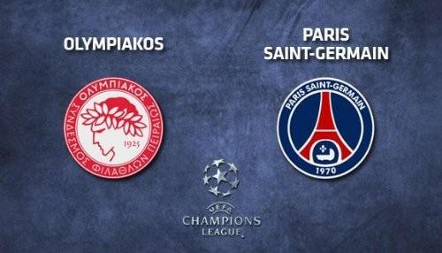 UEFA Champions League 2013: PSG vs Olympiakos  [EN VIVO]