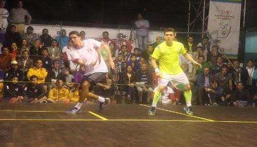 Juegos Bolivarianos 2013: Equipo masculino squash clasificó a la final