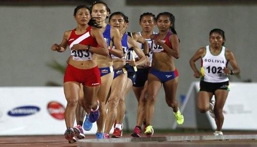 Juegos Bolivarianos 2013: Inés Melchor gana medalla de oro en 5 mil metros
