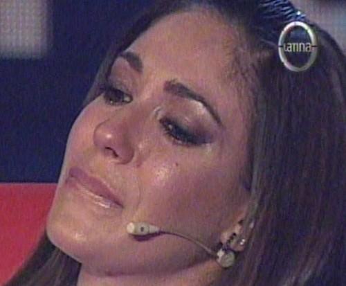 De la virgen que llora ... a la Tilsa que llora