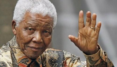 Nelson Mandela, por toda la eternidad
