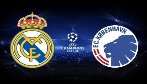 UEFA Champions League 2013: Copenhague vs. Real Madrid [EN VIVO]